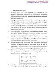 Page 1 A. Persaingan Antar Jenis (1) Di samping interaksi yang ...
