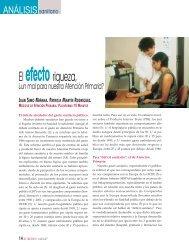 Análisis del gasto sanitario público, Dr Juan Simó en la Revista El ...