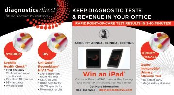 Win an iPad*