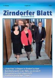 Zirndorfer Blatt Nr. 136 - Das Zirndorfer Blatt
