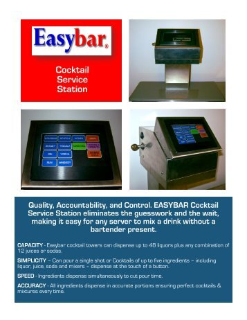 Download Our Self-Serve Touch Screen Station Brochure in PDF ...