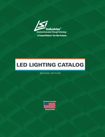 LED Lighting Catalog (23 MB) - LSI Industries Inc.