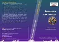 Education aux médias » ( second semestre 2012) - CEMEA Basse ...