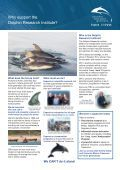 Adopt-A-Dolphin - Dolphin Research Institute - Page 3