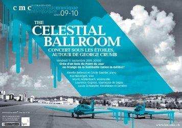 The Celestial Ballroom - Les cmc