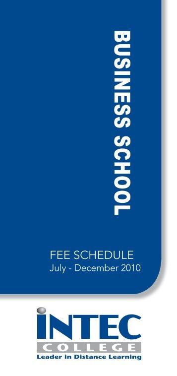 business school - INTEC College