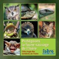 Protégeons la faune sauvage de l'Isère Protégeons la faune ...
