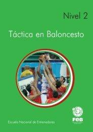 Táctica en Baloncesto Nivel 2 - Club del Entrenador