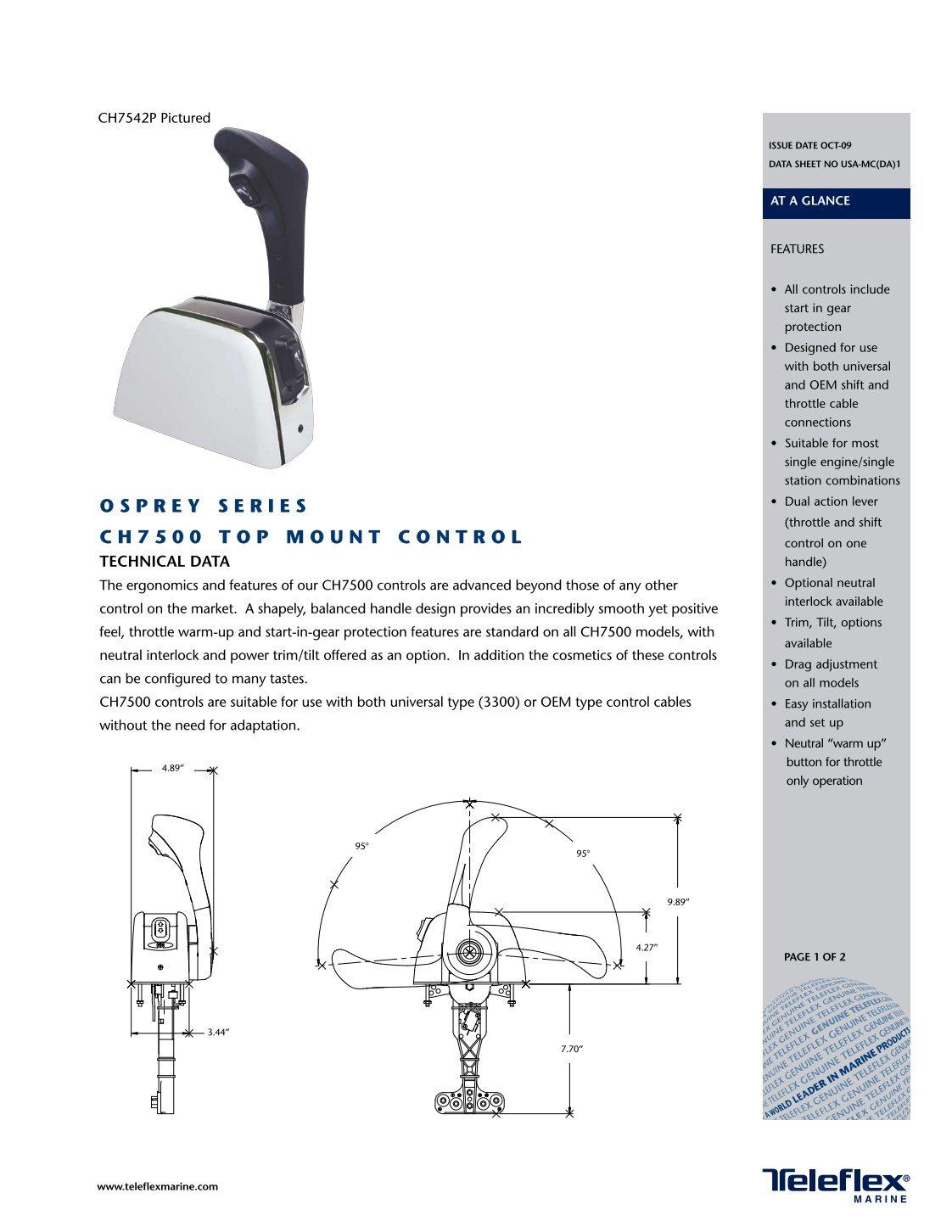 70 Free Magazines From Go2marinecom Osprey Engine Diagram