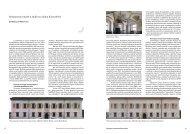 Restaurování maleb a štuků na zámku Kratochvíle - arte-fakt