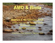 AMD and Biology - Bucknell University