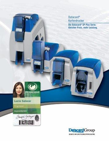 Datacard® Card Printers Brochure (German) - Datacard Deutschland