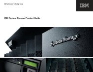 IBM System Storage Product Guide