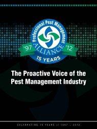 PPMA - Pest Control Technology