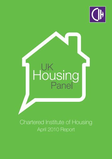 April 2010 - Chartered Institute of Housing