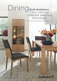 Stoff-Kollektion Fabric collection Collection des tissus Stofcollectie