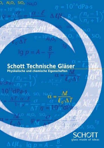 Schott Technische Gläser
