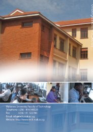 Undergraduate Students' Handbook - College of Engineering ...
