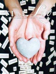 juni 2005 - Till Liv