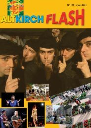 A ltkirch Flash n° 127 - Site officiel de la Mairie altkirch