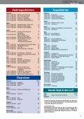 Reiselust 2012 - MARTIN | Reisebüro und Busunternehmen - Seite 3