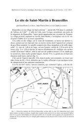 Prenez le petit chemin herbu qui longe le presbytère - Bastide de ...