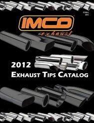 Exhaust Tips Catalog ITIPB12 - Maremont