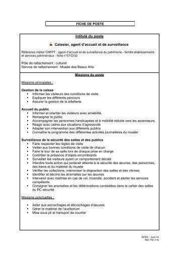 Intitula C Du Poste Agent D Entretien Polyvalent Ville De Nancy