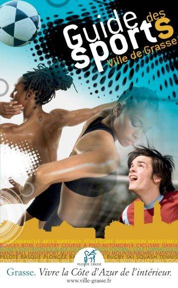 guide sport.indd - Grasse