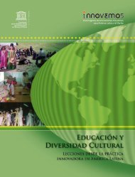 lecciones desde la práctica innovadora en América Latina - Cedoc