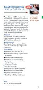 Software-Schulungen - Hottgenroth Software - Seite 5