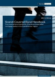 Scandi Covered Bond Handbook 2011/2012 - Danske Analyse ...