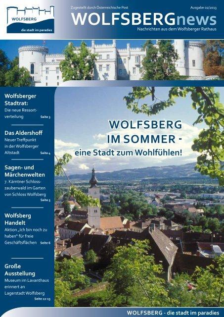 Infos! - Wolfsberg