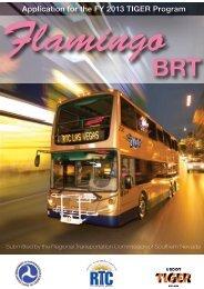 Flamingo BRT – Project Narrative - Regional Transportation ...