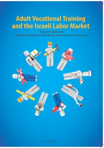 Adult Vocational Training and the Israeli Labor Market - Executive ...