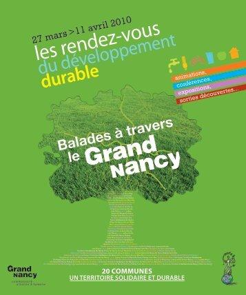 Infos pratiques - Ville de Nancy