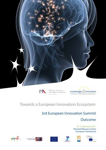Outcome Booklet - Knowledge4Innovation