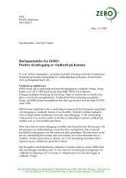 Positive til utbygging av vindkraft på Karmøy - Zero