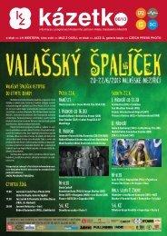 KÁzetKo – červen 2013 - Valašské Meziříčí