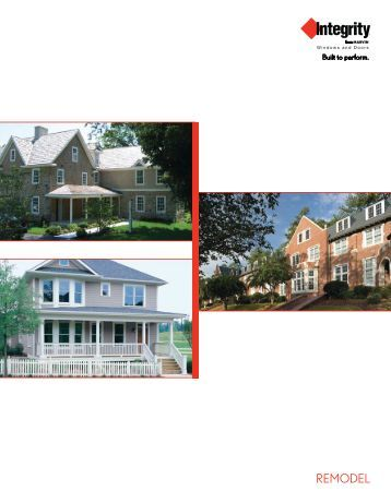 Remodel Capabilities - Marvin Windows | Marvin Windows and Doors