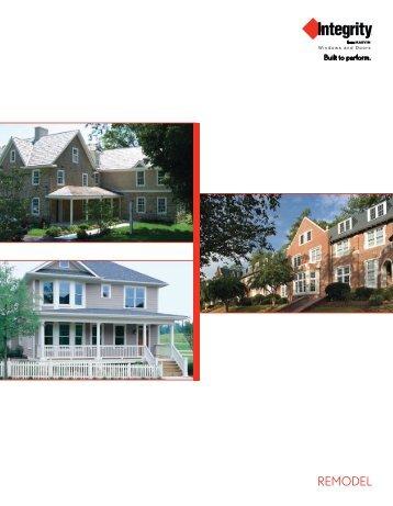 Remodel Capabilities - Marvin Windows | Marvin Windows and Doors
