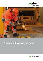 Yarı mobil kaynak düzeneği (pdf)