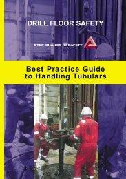Best Practice Guide to Handling Tubulars - OGP activities home