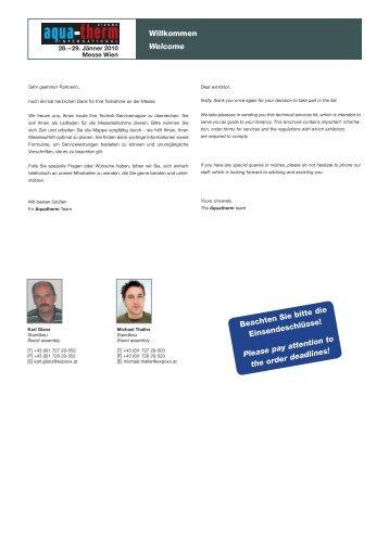 Datei downloaden (pdf - 1509 kB) - Aquatherm Vienna