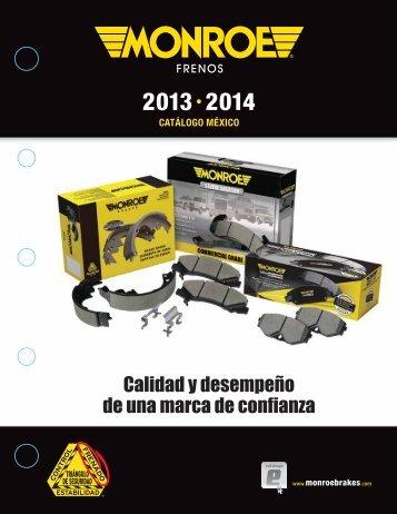 Catálogo de Frenos 100 Páginas 33 Fabricantes (PDF 2.56 mb)