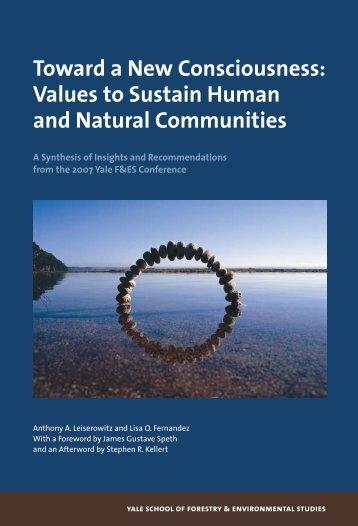 Values to Sustain Human and Natural Communities ... - Action-Town