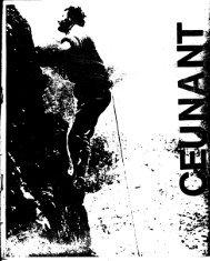 November 1968 - Ceunant Mountaineering Club
