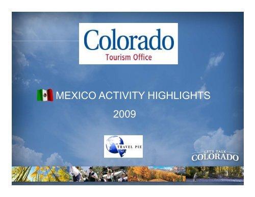 MEXICO ACTIVITY HIGHLIGHTS 2009