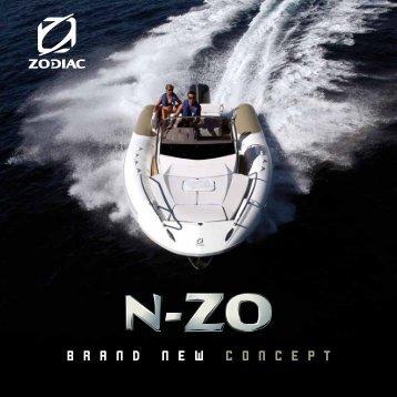 Zodiac N-Zo leaflet 2013 - Western Marine