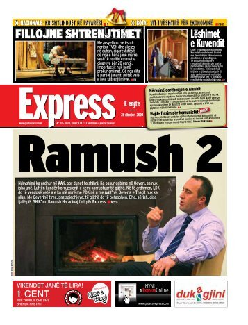 Gazeta Express - Marinaj fiton Arbnorin